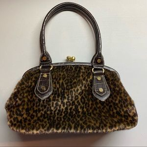Franco Sarto Leopard print Handbag